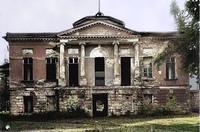 Лигово. Бывший барский дом после революции
